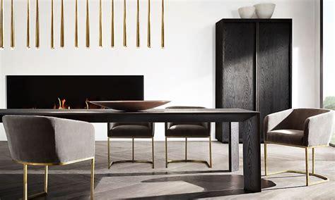 brass furniture  decor  rh modern