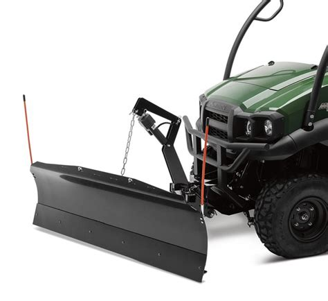 Kawasaki Mule 610 4x4 Xc Accessories by 2015 Mule 610 4x4 Xc Plow