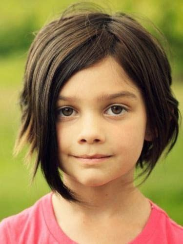 haircuts for 9 year old girls best 25 kids short haircuts ideas on pinterest girls