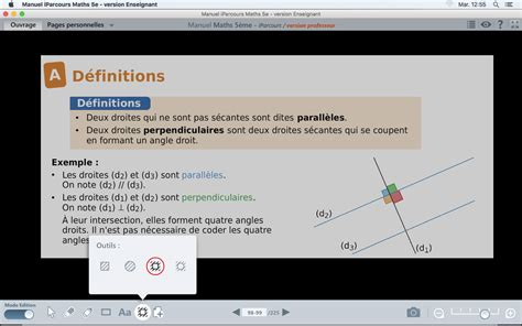 iparcours maths 5e cycle 4