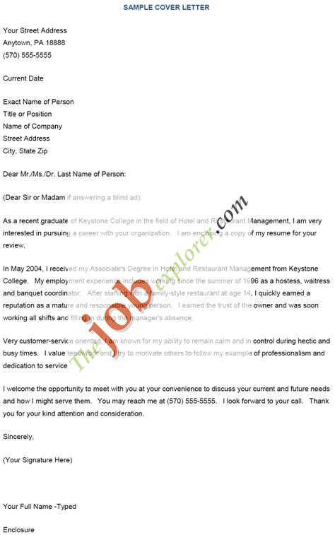 cover letter format dear sir or madam dear sir or madam cover letter sle guamreview