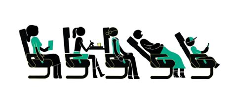 no recline seats on plane the case for and against reclining airline seats apex