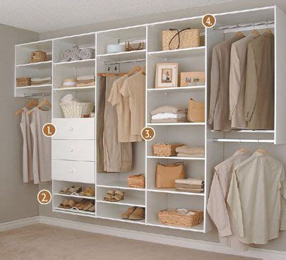 Open Closet Systems by Open Closet Homeskillet