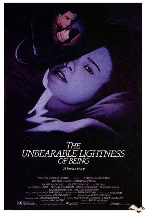 The Unbearable Lightness Of Being by The Unbearable Lightness Of Being Filmen