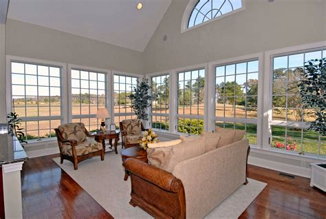 Luxury Sunroom Designs Swing Into This Luxury William E Poole Designed Home