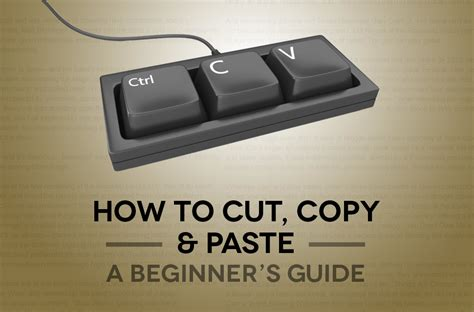 Copy And Paste how to cut copy and paste a beginner s guide digital
