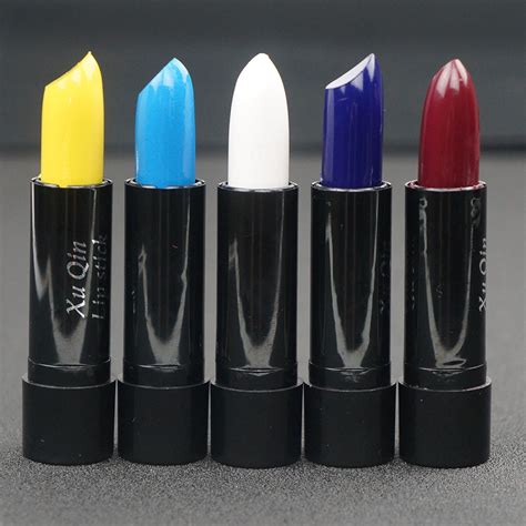 Dissy Color Lipstick With Grape Seed new brand cosmetic multi colors lipstick grape purple black blue lipstick