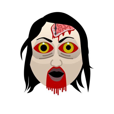 emoji zombie we built the walking dead emoji you always wanted