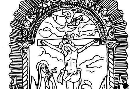 imagenes para colorear señor de los milagros www resumelo blogspot com resume lo que necesitas
