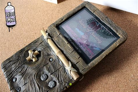 mod gameboy sp 30 of the most goddamn sexy custom consoles you ve ever