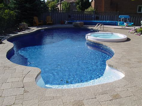 inground pool designs tulsa custom pools vinyl and fiberglass pools custom