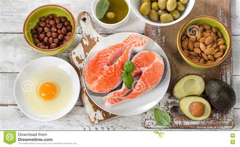 healthy fats in food food sources of healthy fats stock photo image 75656299