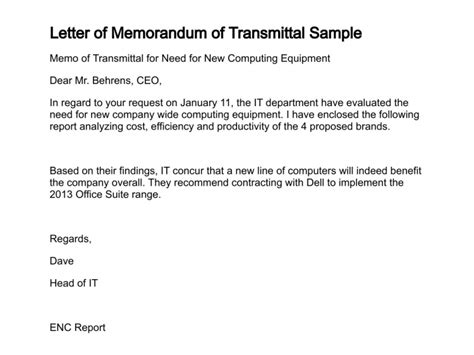 Transmittal Letter Enclosure 6 Letter Of Transmittal Templates Word Excel Pdf Templates