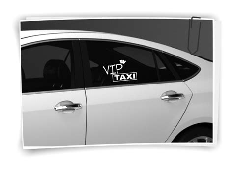 Tuning Girl Aufkleber by 15cm Vip Taxi Mobil Girl M 228 Dchen Aufkleber Tuning Sticker