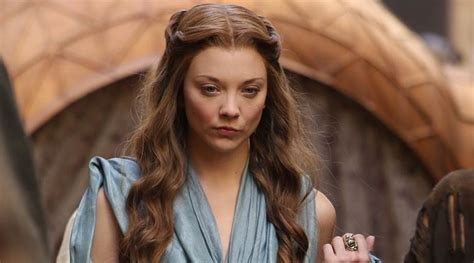 natalie dormer of throne of thrones isn t escapism natalie dormer