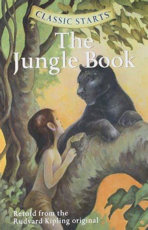 a reader classic reprint books the jungle book classic starts series by church