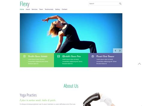 templates bootstrap free sports 5 best free bootstrap templates for sport in 2016