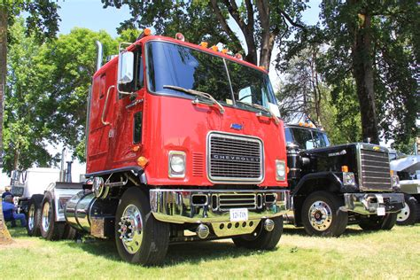 kenworth cabover history the world s best photos of dodge and semi flickr hive mind