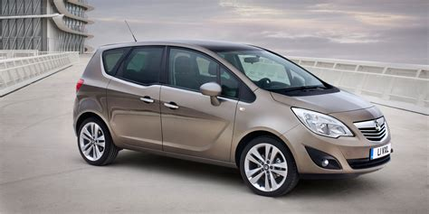 Opel Meriva by 2012 Opel Meriva B Pictures Information And Specs