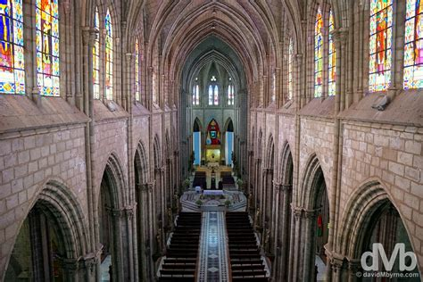 basilica del voto nacional quito ecuador worldwide