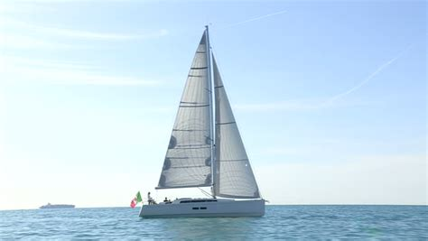 sailing boat video clips sail boat footage stock clips