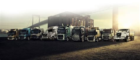 volvo international site volvo trucks