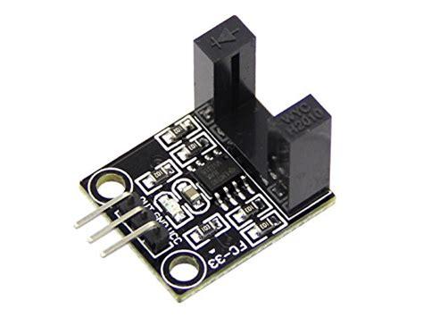 Speed Sensor Photoelectric Lm393 Sensor Kecepatan Putaran lm393 光電對射式計數感測器模組 10mm槽寬 光電對射計數傳感器 紅外計數傳感器模組 台灣物聯科技