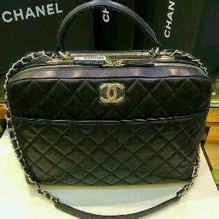 Kate Spade Cara Nurbury Ori annisa farrel collections chanel square 2zipper bag lambskin ori leather in black