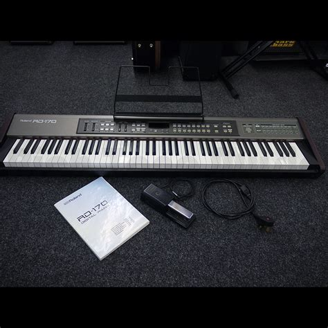 Keyboard Roland Second roland rd170 stage piano 2nd rich tone