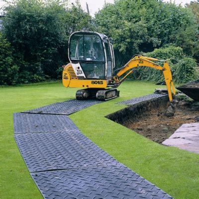 track matts heavy duty track mats
