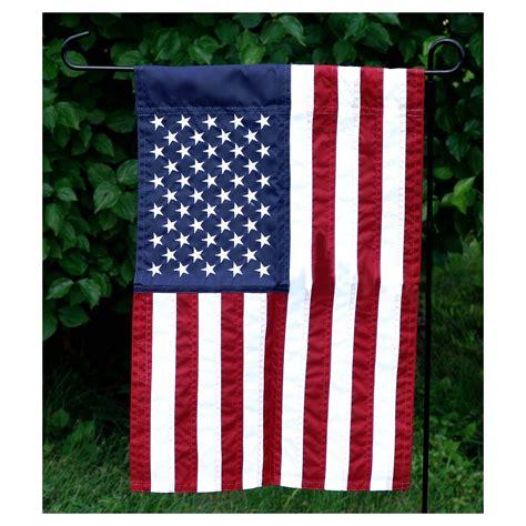 patriotic garden flags