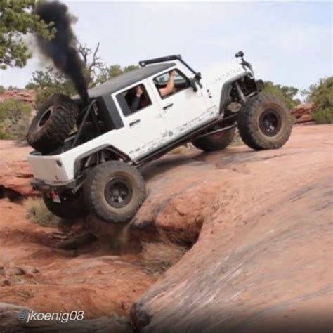 rattletrap jeep rollin coal jeepbeef heres another rattletrap pic just