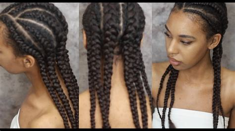 cornrow hair  extensions  beginners wajihairco