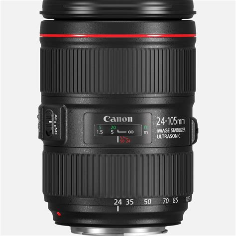 Canon Ef 24 105mm F4l Is canon ef 24 105mm f 4l is ii usm cineone