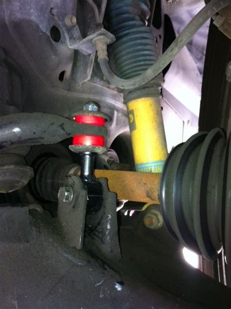 Karet Bushing Stabiliser Toyota Vios 2003 2007 changed sway bar bushings at 175k wow ih8mud forum
