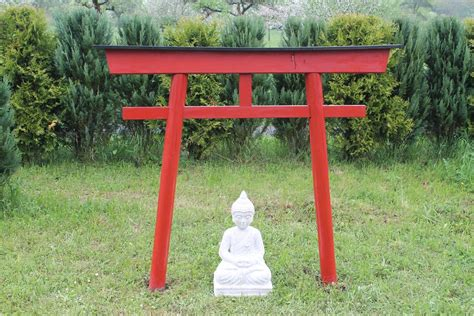 holzbogen garten torii 03 japan garten holzbogen torbogen tor holz feng