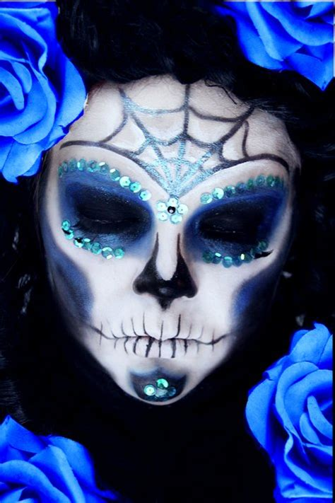 tutorial skull makeup your jangsara tutorial royal sugar skull