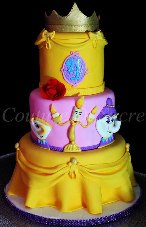 l from and the beast 275 best images about disney s and the beast cakes