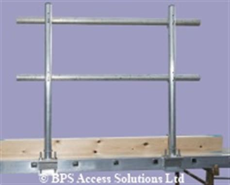 Youngman Boards With Handrails 3 65m 600mm staging board staging boards bps access solutions