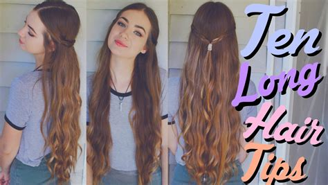 how to grow extra long hair faster grow super thicker hair