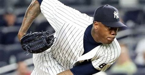bleeding yankee blue yankees chapman avoid arbitration bleeding yankee blue yanks may resign chapman after all