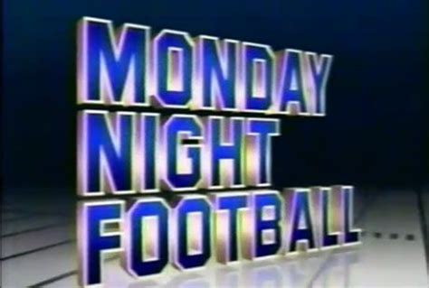 Monday Football Also Search For Monday Football Logo Abc Sports