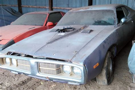 1974 dodge charger rt former drag car 1974 dodge charger