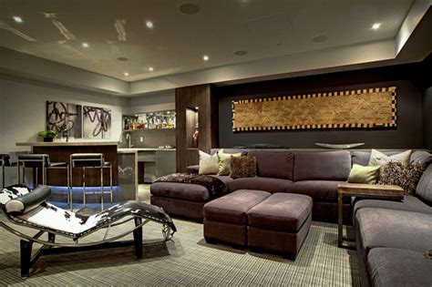 media rooms with small bar media room bar homes decoration tips