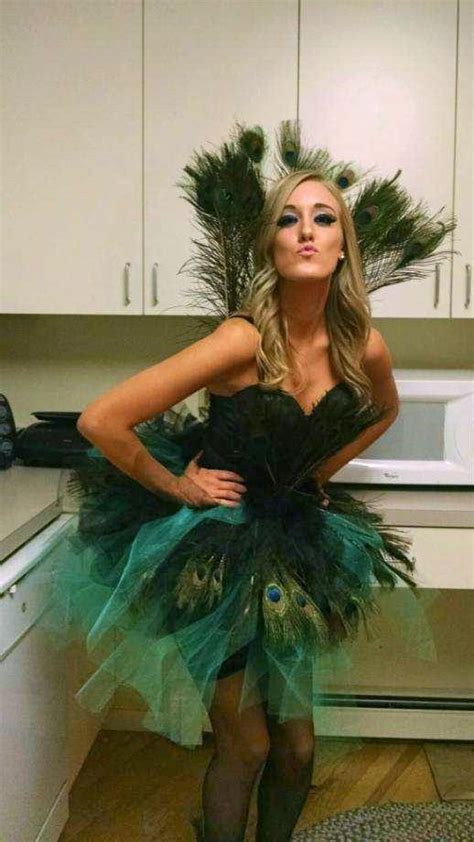 Handmade Peacock Costume - 25 best ideas about peacock costume on