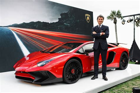 lamborghini ceo stephan winkelmann lamborghini ceo stephan winkelmann steps to run audi