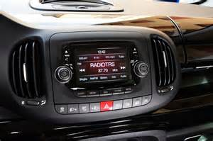 Fiat 500l Trekking Interior 2014 Fiat 500l Trekking Interior Test Drive 06 Images