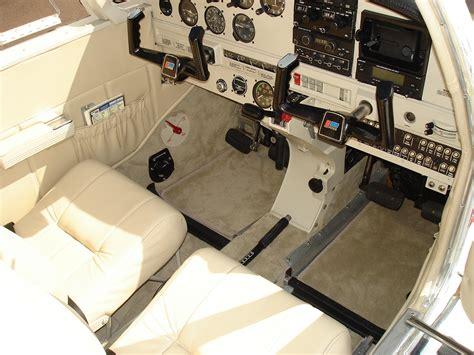 Piper Arrow Interior by Aero Interiores
