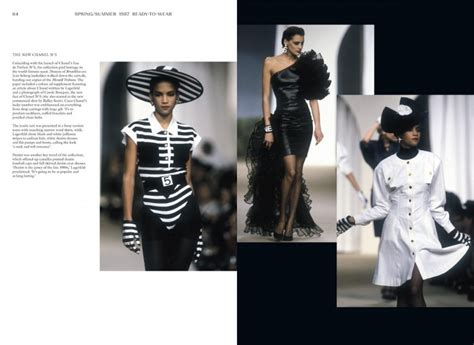 An Inside Look At Chanel Part Four by Chanel Catwalk Par Mauries Adelia Sabatini