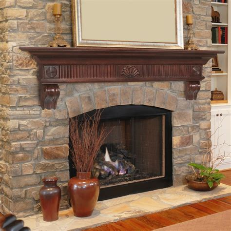 pearl mantel devonshire fireplace mantel shelf size